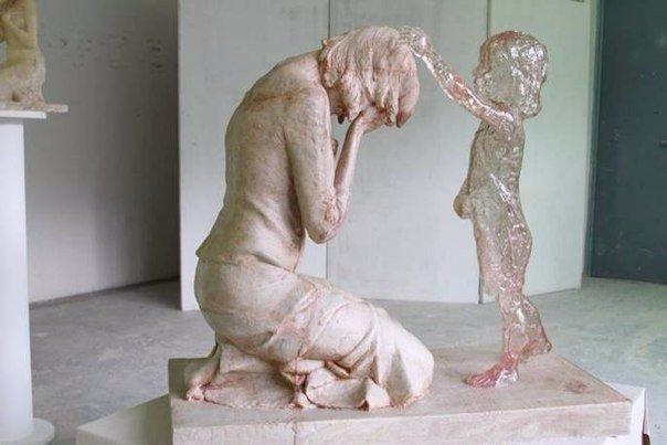 Пaмятник нерожденным детям