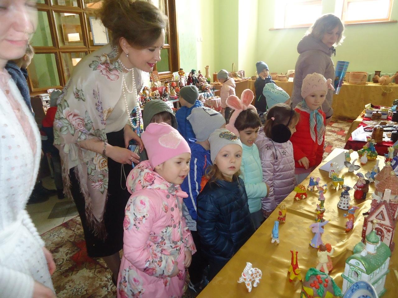 донецкая республиканская библиотека для детей, отдел организации досуга для детей, занятия с детьми, славянская культура для детей