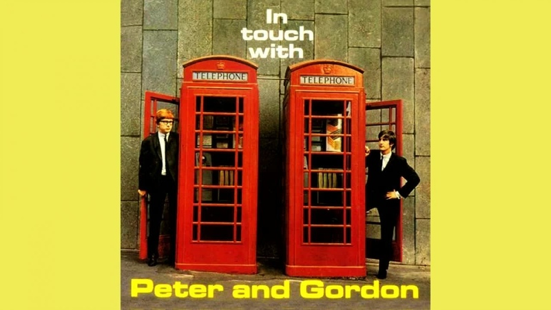 Peter Gordon - In Touch With Peter And Gordon - Vintage Music Songs