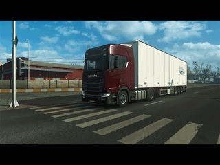 [ETS2 ] Euro Truck Simulator 2 - Road to the Black Sea - Late Autumn/Mild Winter