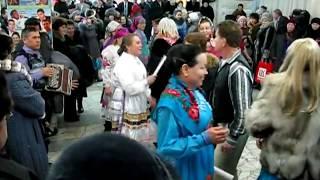 Марийский танец Радует Сергей Минаев Нефтекамск 30 11 2012 Видео Василия Хайбуллина