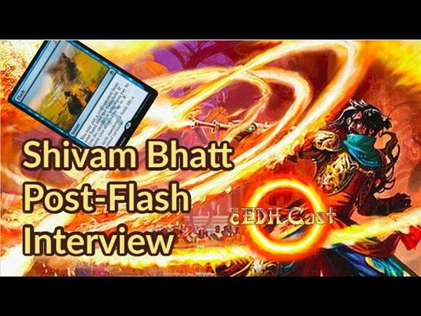 Shivam Bhatt A Post Flash Interview