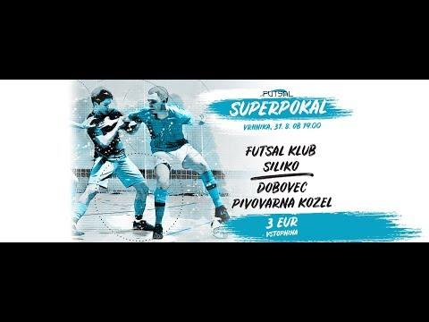 Superpokal 2019/2020: FK Siliko - Dobovec Pivovarna Kozel