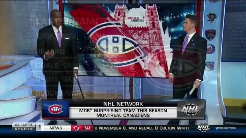 NHL 19 20. NHL On The Fly. Обзор матчей за 15.11.2019