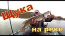 Щука на Спиннинг CRAZY FISH Arion ASR 762S M Рыбалка на реке