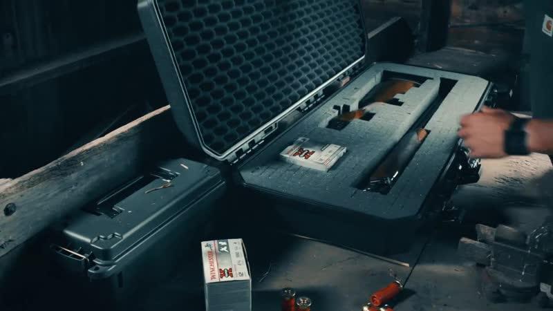 ружейные кейсы Plano