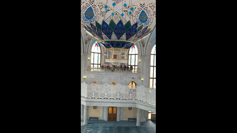 Мечеть 🕌 Кул Шариф