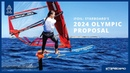 IFoil Starboard's 2024 Olympic Proposal