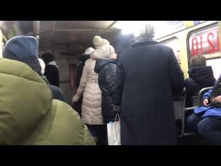 """""""Народный"""" хор в 9 трамвае"""
