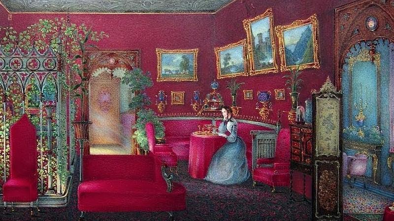 «Мебель для всех причуд тела». Эпоха историзма в России 1820-е – 1890-е гг.