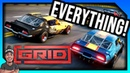 Everything We Know On GRID 2019! Xbox One PS4 PC!