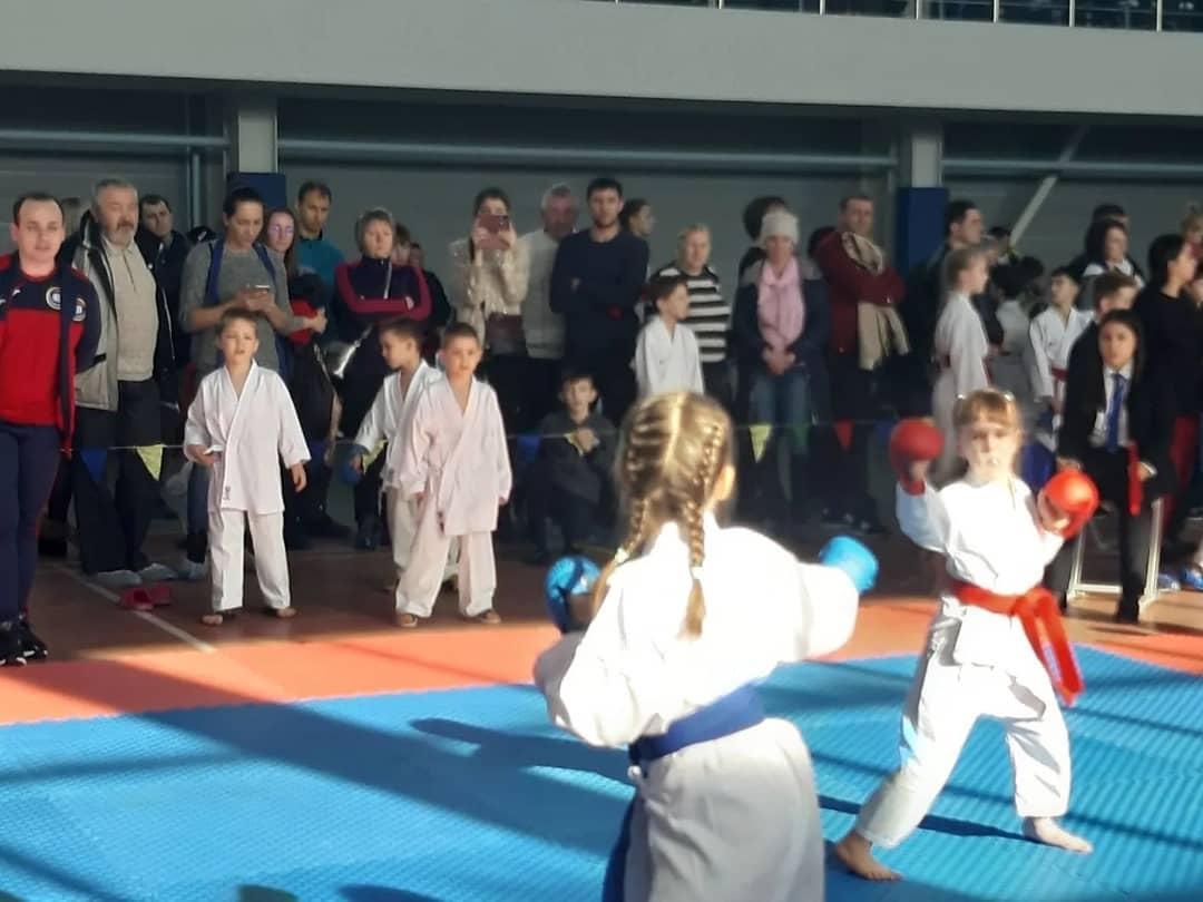 В Петровске прошёл областной турнир по карате