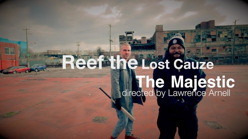 REEF THE LOST CAUZE THE MAJESTIC OFFICIAL VIDEO DIRECTED BY LAWRENCE ARNELL