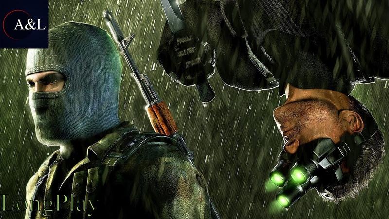PC - Tom Clancy's Splinter Cell: Chaos Theory - Longplay [4K: 60FPS]