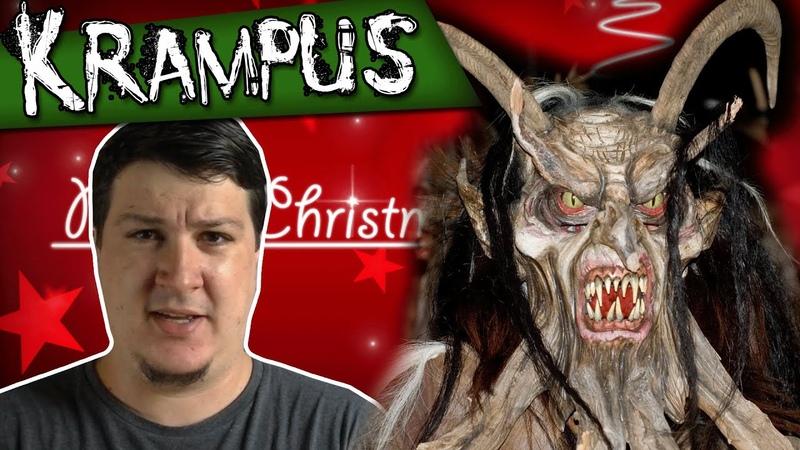 Krampus: O Companheiro Malvado do Papai Noel