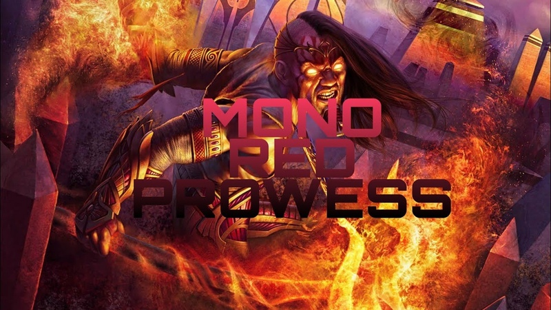 Modern: Mono Red Prowess 3/24/20