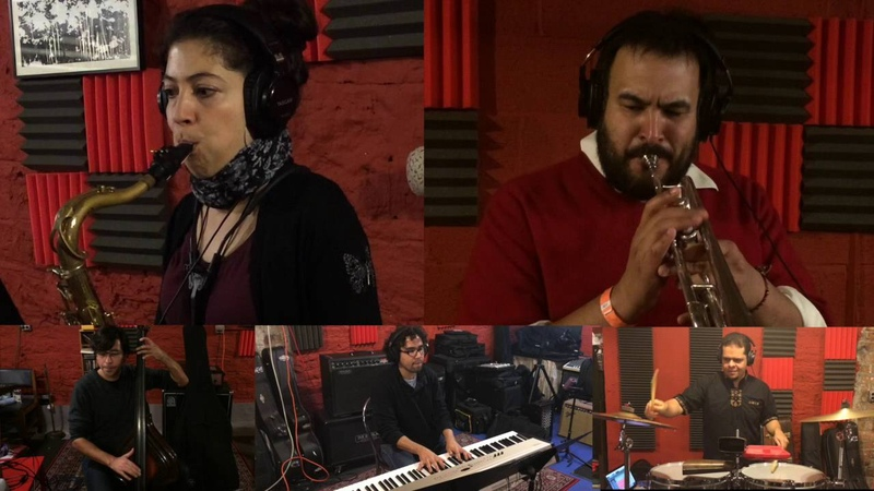 Take Five Latin Jazz Arr Arturo Pena