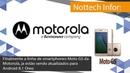 Nottech Infor - Finalmente a linha Moto G5 da Motorola estão sendo atualizados para Android 8.1 Oreo