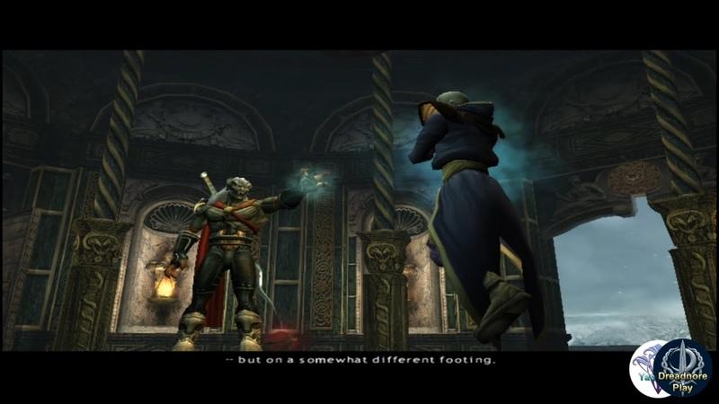 Legacy of Kain Defiance Вторая встреча с Мебиусом Каин Крепость Сарафан глава 3