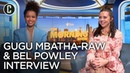The Morning Show: Gugu Mbatha Raw and Bel Powley Interview