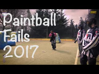 Best Paintball Fails #5 Best of 2017