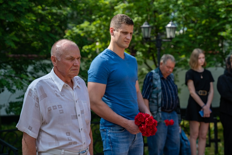 Ухтинцы не забудут: 15 лет со дня трагедии, изображение №2