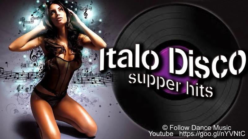 Golden Oldies Disco Dance Music hits ♪ The Best Of Italo Disco Megamix ♪ Euro Dance 80s 90s Mega