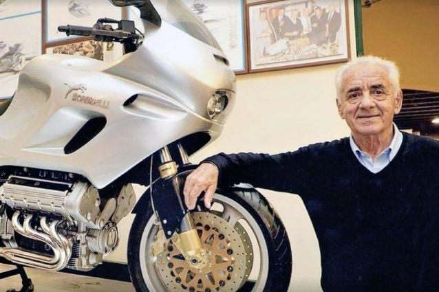 Легендарный мотомеханик Джанкарло Морбиделли умер в возрасте 85 лет