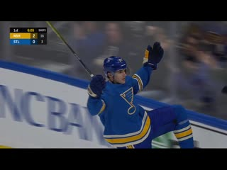 Kostin's first goal in the NHL Nov 23, 2019