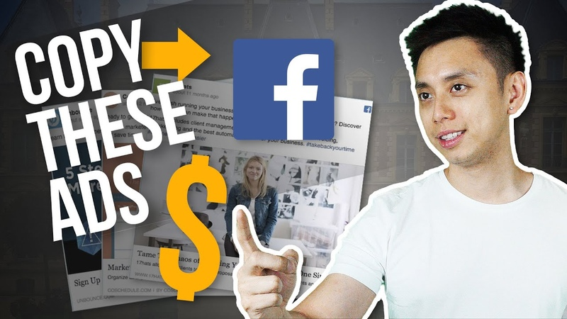 5 Profitable Facebook Ad Campaigns (Copy These Ads to Make Money Online)