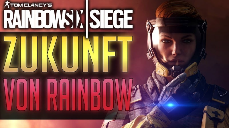 WAS WIRD AUS RAINBOW ? QnA Rainbow Six Siege
