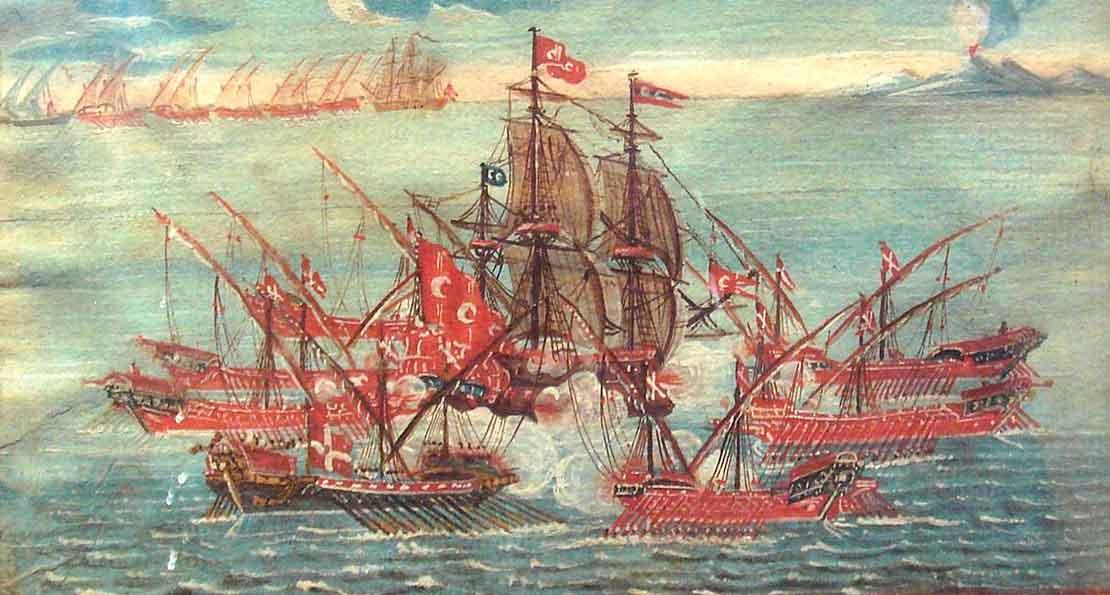 Флот османов
