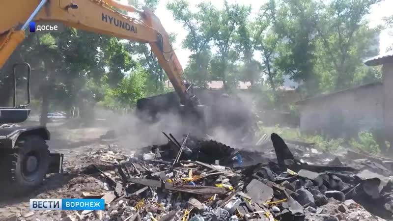 До конца 2025 года в Воронежской области расселят 25 аварийных домов