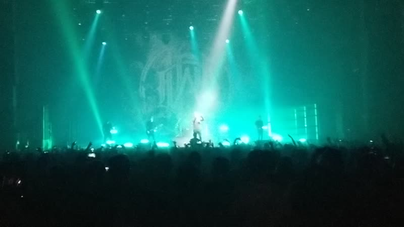 Parkway Drive - Shadow Boxing (Live in Moscow)