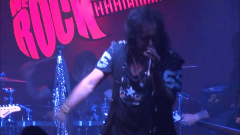 Åge Sten Nilsen's AMMUNITION - Do You Like It (live in Madrid / 08-11-2015)