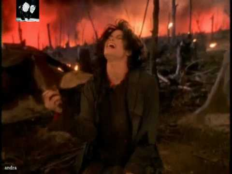 Michael Jackson - Earth Song_Video Montage