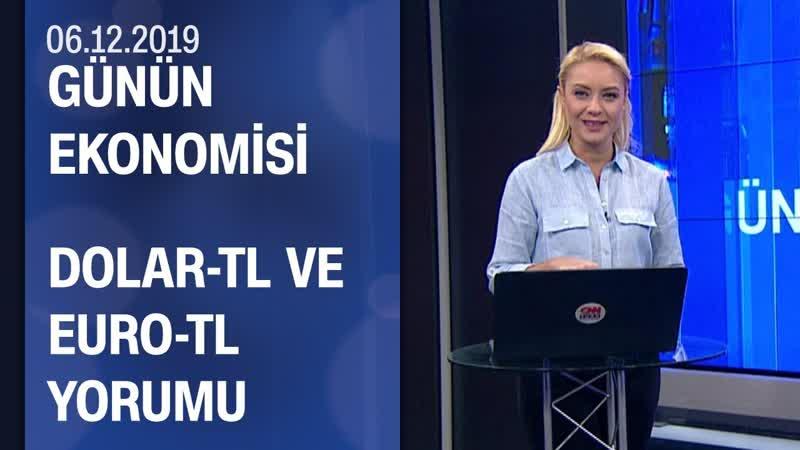 Видео Piyasalarda son durum - Günün Ekonomisi 06.12.2019 Cuma(1) смотреть онлайн