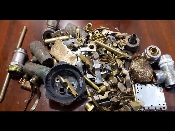 Как различать металлы? Собираем и сортируем металлолом.