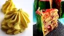 Банановый крем для тортов и капкейков