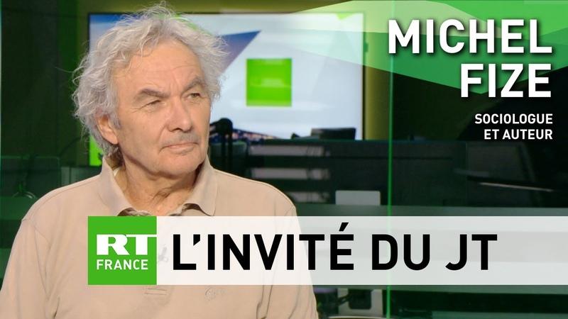 Gilets jaunes La France est transformée en une immense toile de révoltes estime Michel Fize