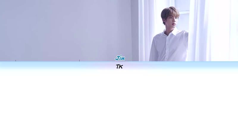 BTS Jin - Tonight (이 밤) [Кириллизация RUS SUB]