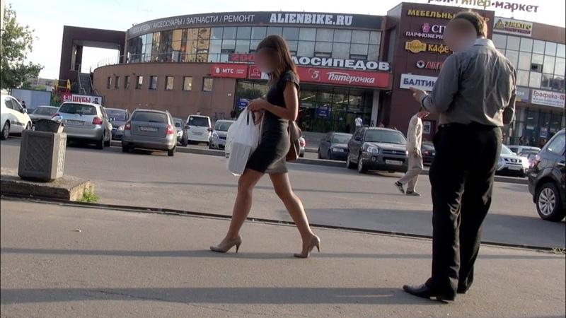 Пикап в Санкт Петербурге: знакомство в спальном районе