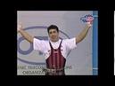 1999 World 85 kg Weightlifting Champion, Shahin Nassiriniar
