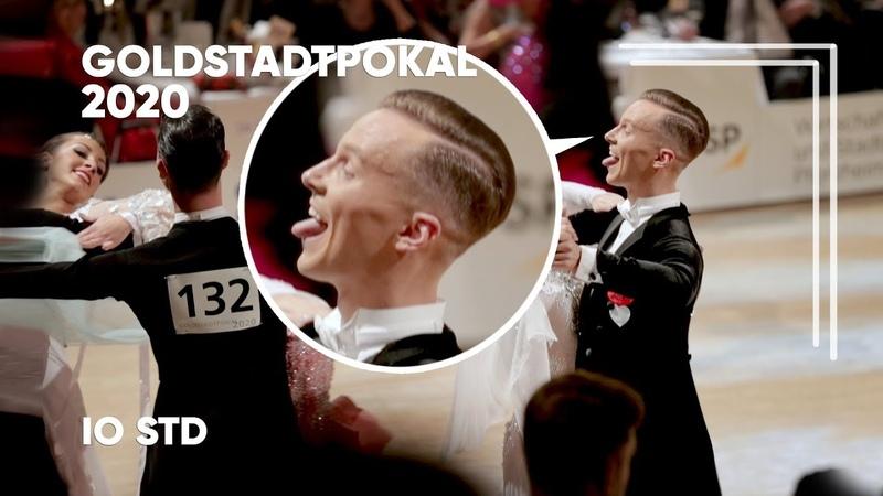 Evaldas Sodeika - Ieva Zukauskaite, LTU   2020 GoldstadtPokal   IO STD - F Q