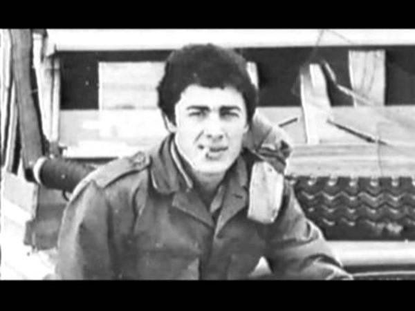Matoub Lounès Aaskri Le soldat