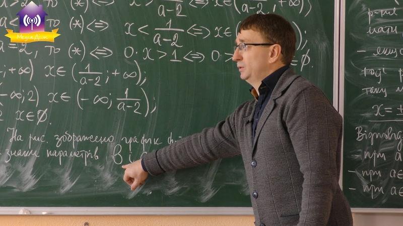 Алгебра урок №1. Пихтар М.П. Уроки вчителів ліцею для учнів 11-х класів в рамках підготовки до ЗНО