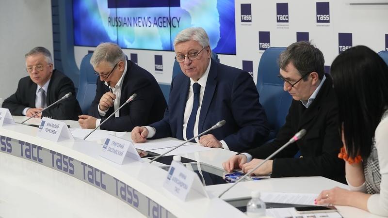 Переход российских вузов на дистанционное обучение пресс конференция в ТАСС смотреть онлайн без регистрации