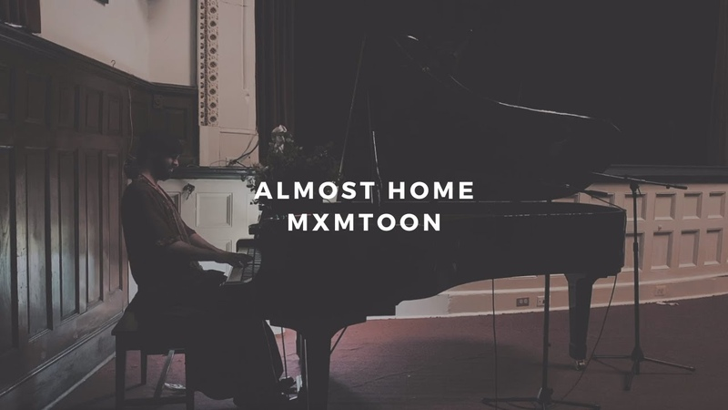 Almost home mxmtoon piano rendition by david ross lawn