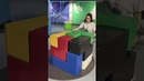 Кубики Сома и кубики Никитина. Точка Гравитации.