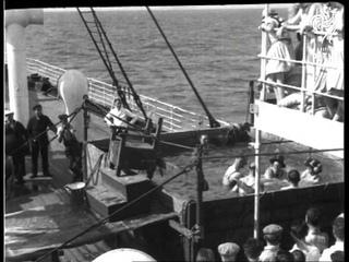 "Eve ""Crosses The Line"" (1932)"
